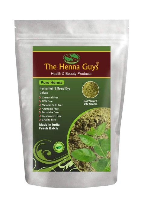 The Henna Guys Pure Henna