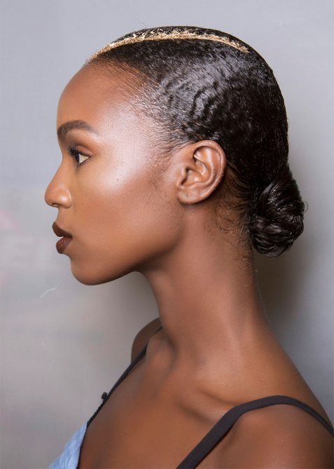 updos 10 1 18 Runway Approved Updo Styles for When Youre Feelin Fancy