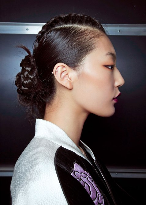 updos 14 1 18 Runway Approved Updo Styles for When Youre Feelin Fancy