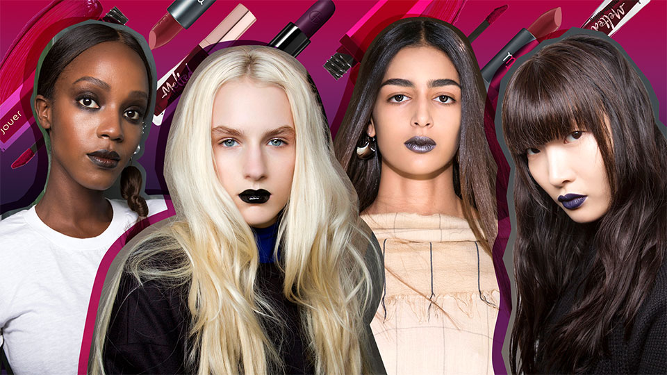 The Vampy Lipstick Shades You'll be Pining to Wear This Fall