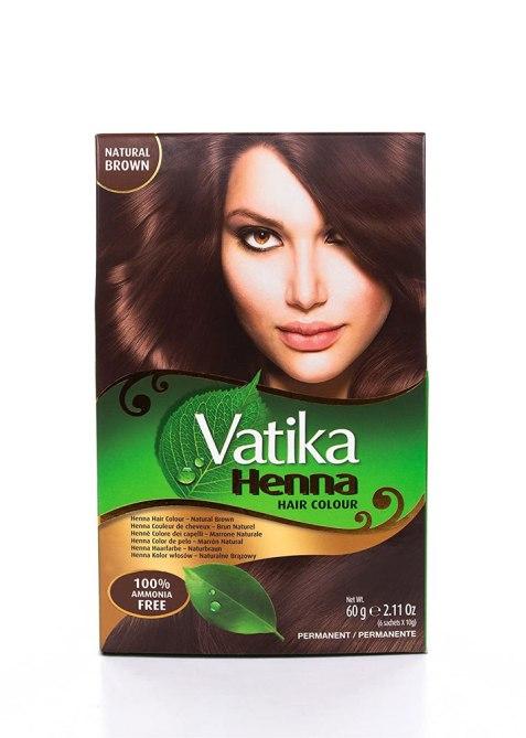 Vatika Henna Colour