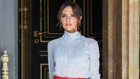 "Victoria Beckham is Making ""Just Bitten"" a Must-Try Makeup Look | StyleCaster"