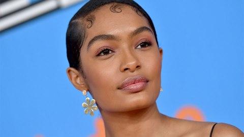 Yara Shahidi Traded in Her Signature Curls for Bantu Knots | StyleCaster