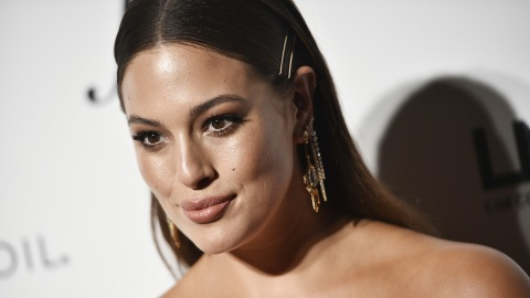 Ashley Graham's Harper's Bazaar Cover Is An Editorial Thirst Trap & I'm Living For It | StyleCaster