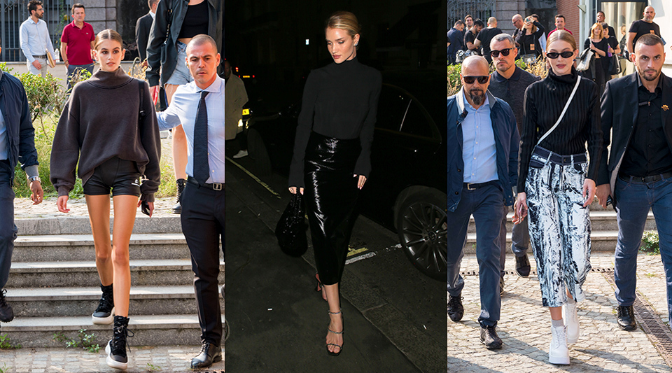 black turtleneck tristych The Autumn Essential Your Favorite Celebrities Cant Get Enough of
