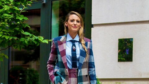 ICYMI, Blake Lively Exclusively Wears Pantsuits Now | StyleCaster