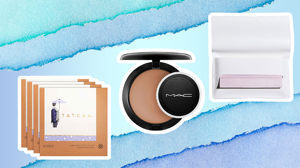 The Most Popular Blotting Papers and Powders for Oily Skin