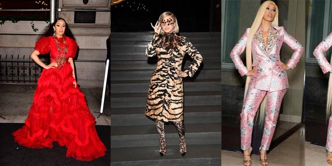cardi b fashion week Cardi B Is Living Her Best, Most Fashionable Life at Paris Fashion Week