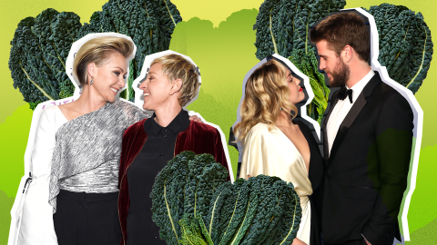 Celebrity Couples Who Follow Vegan Diets Together | StyleCaster