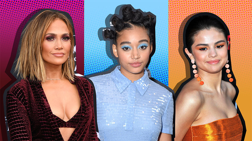 17 Times Stylish Celebs Matched Their Makeup and Wardrobe