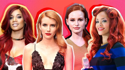 Celebrity Hairstyles That'll Make You Want Red Hair | StyleCaster