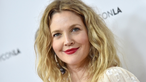 Drew Barrymore Responds to Being the Inspiration for Kim K.'s Thin Brows | StyleCaster