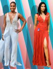 The Most Showstopping Looks from Emmys 2018 Red Carpet