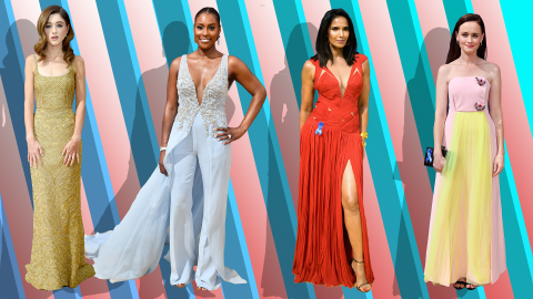 The Most Showstopping Looks from Emmys 2018 Red Carpet | StyleCaster