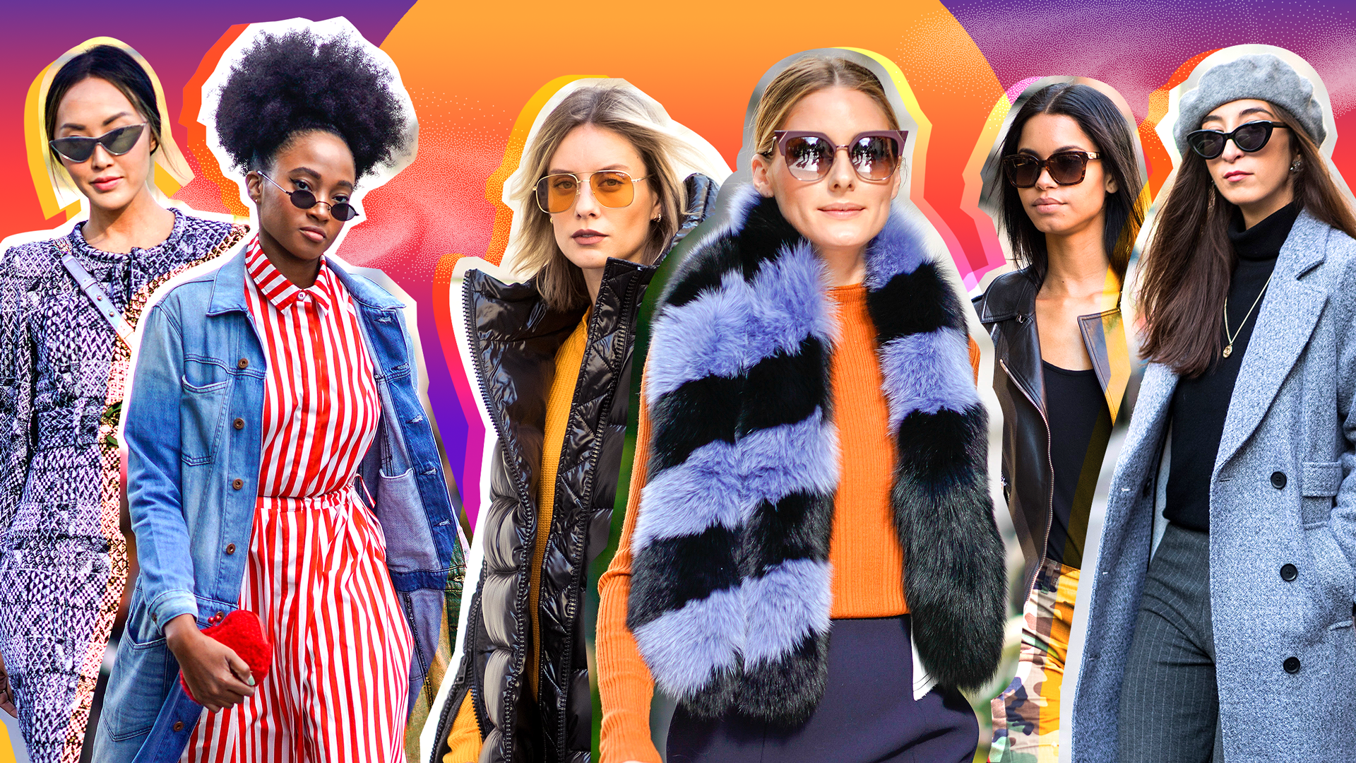 Cold Weather's No Excuse to Let Your Sunglasses Game Slip