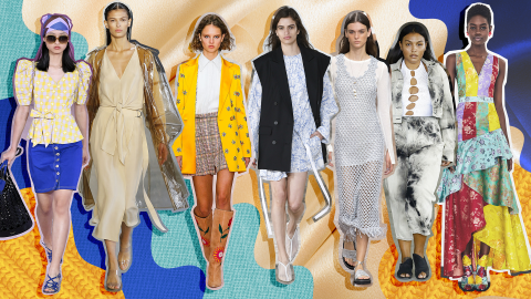 The Top 10 Trends from New York Fashion Week 2018 | StyleCaster