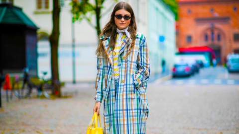 The Plaid Pieces Your Fall Wardrobe Is Yearning for | StyleCaster