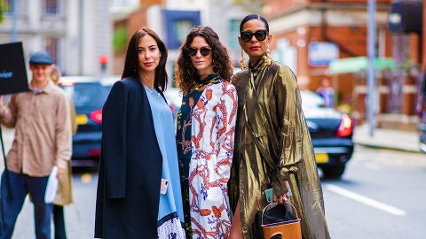 27 Head-Turning Looks from London Fashion Week 2018 | StyleCaster