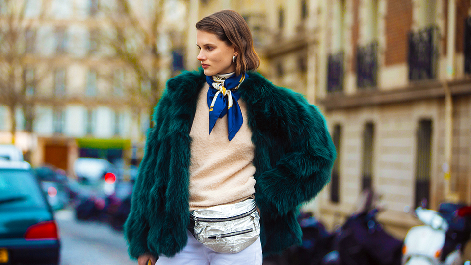 Stylish Silk Scarves That Are Warmer Than They Look
