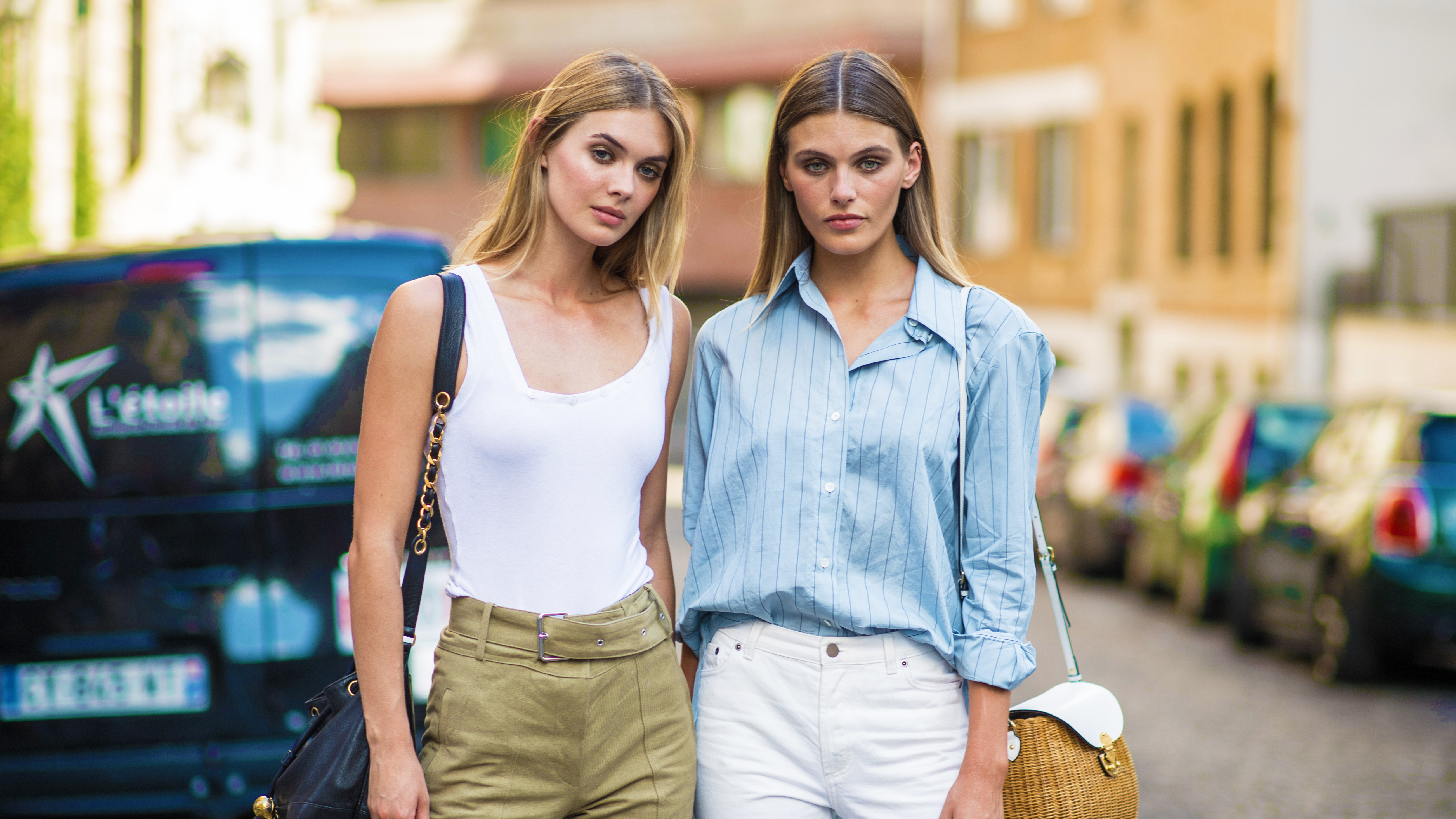 A Visual Guide to the 47 Sleekest Minimalist Fashion Outfits We've Ever Seen