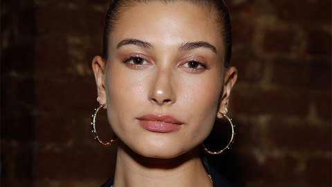 Hailey Bieber Knows How to Rock an Oversized Shirt Like No One Else | StyleCaster