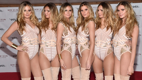 Heidi Klum's Over-the-Top Halloween Costumes Proves She Wins Every Damn Time | StyleCaster