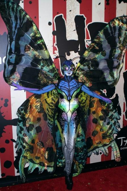 Heidi Klum Halloween Costume 2014