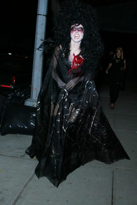 Heidi Klum Halloween Costume 2005