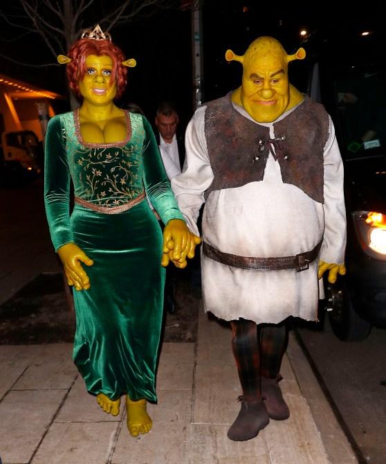 Heidi Klum Halloween Costume 2018