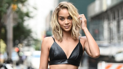 How Jasmine Sanders Reacted to Being Rejected by Victoria's Secret | StyleCaster