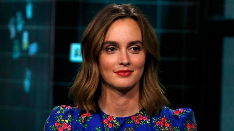 Leighton Meester Calls Out Sexist Mom-Shamers | StyleCaster