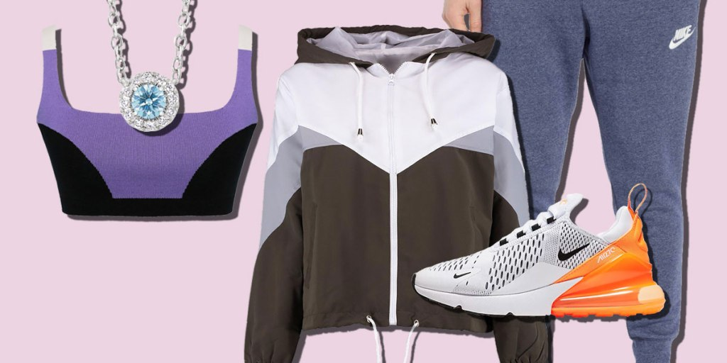 lightbox collage outfit1 1 3 Workout Outfits You Can Wear to Brunch
