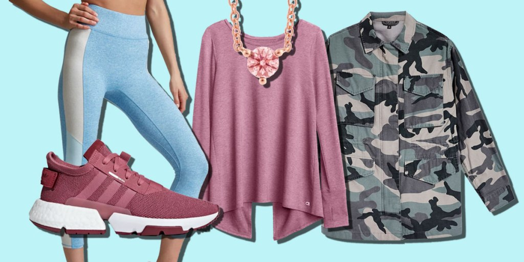 lightbox collage outfit2 3 Workout Outfits You Can Wear to Brunch