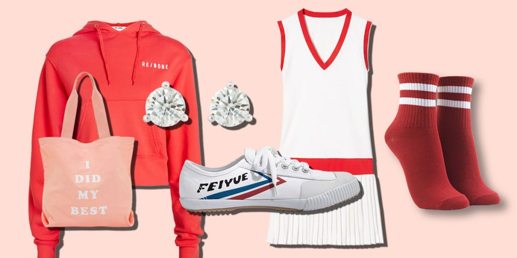 lightbox collage outfit3 3 Workout Outfits You Can Wear to Brunch