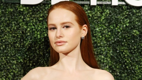 How Madelaine Petsch Used a Breadstick as a Hair Tie | StyleCaster