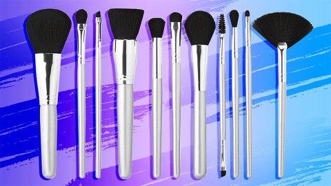 Top-Notch Makeup Brush Sets Under $30 | StyleCaster