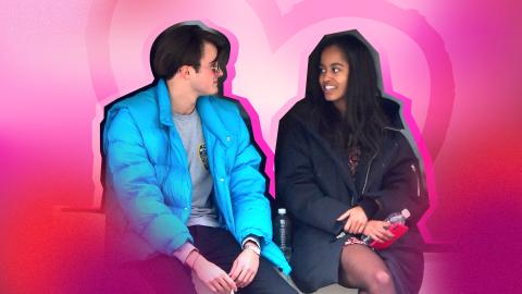 Everything to Know About Malia Obama's British Boyfriend | StyleCaster