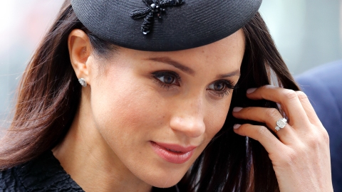 The Strict Jewelry Rules Meghan Markle Must Follow | StyleCaster