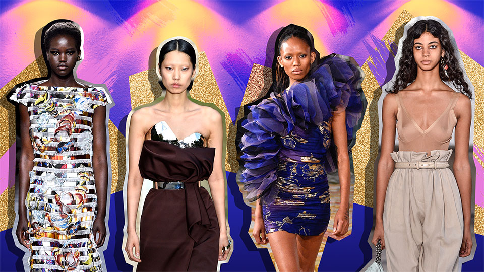 15 Models of Colors Dominating High-Fashion Runways