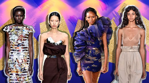 The Up-and-Coming Models of Colors Dominating High-Fashion Runways | StyleCaster
