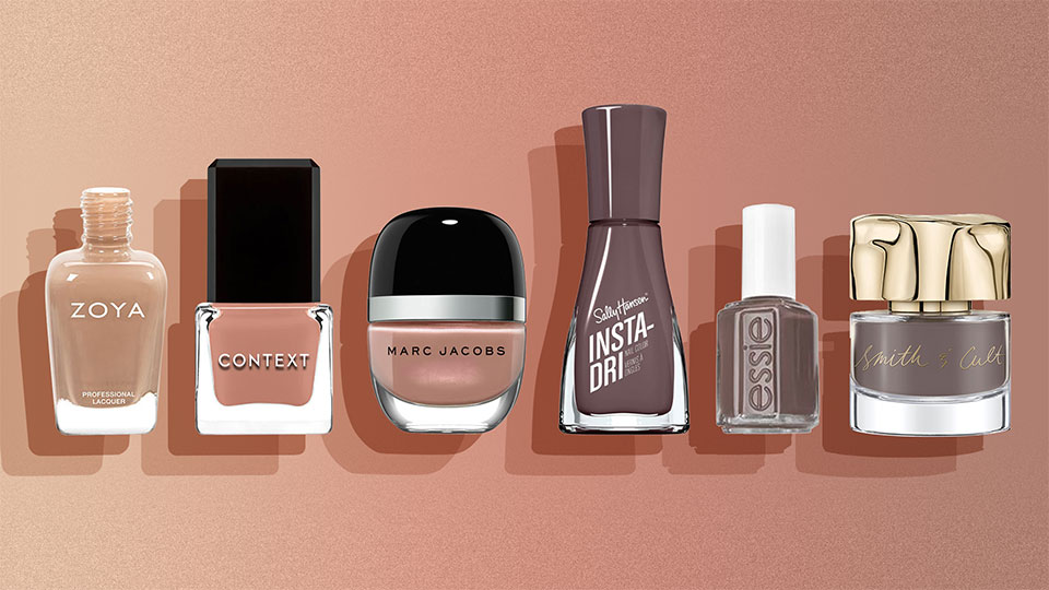 It's Still Summer, But I'm Already Thinking of Neutral Nail Polishes for Fall