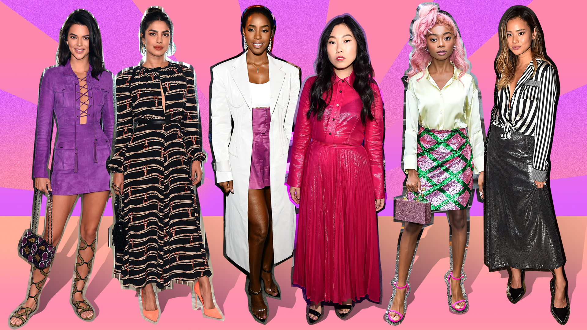 NYFW 2018 Celebrity Fashion