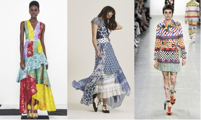 patchwork The Top 10 Trends from New York Fashion Week 2018
