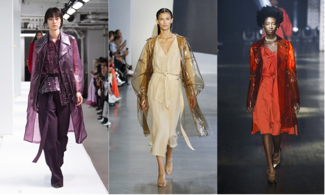 pvc The Top 10 Trends from New York Fashion Week 2018