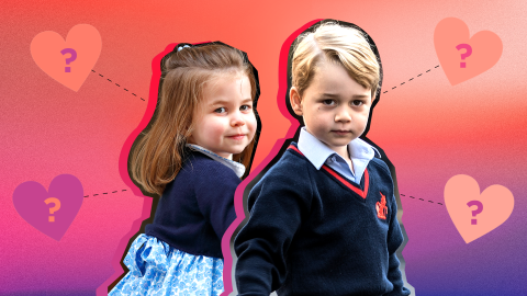 Child Stars Who Could Be Perfect Matches for Baby Royals | StyleCaster