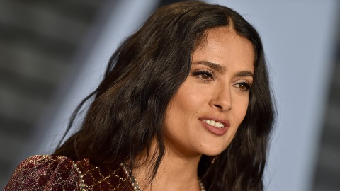 Salma Hayek's 11-Year-Old Daughter Cut Her Hair into a Lob | StyleCaster