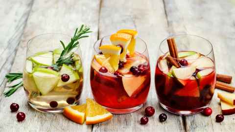 9 Fall Sangria Recipes That Are Perfect for Cooler Months   StyleCaster