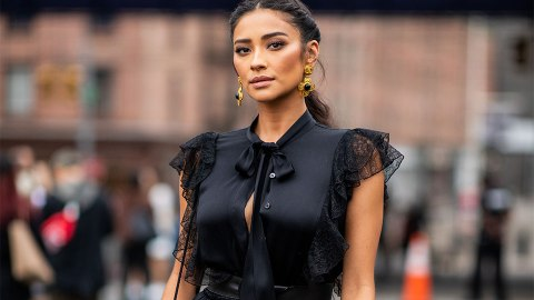 Prepare to Be Obsessed with Shay Mitchell's Multicolored Cat Eye | StyleCaster