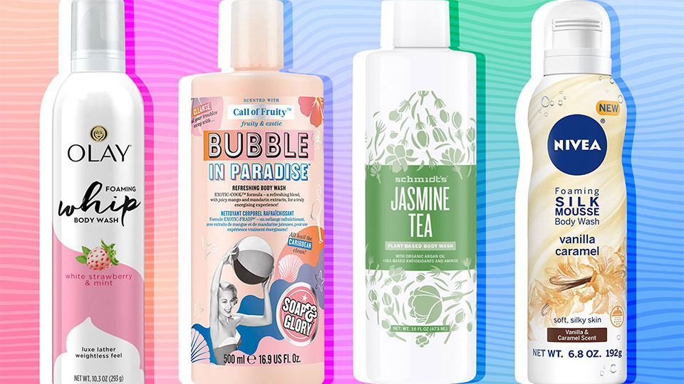 The Newest Shower Gels and Solid Soaps for Your Next Cleansing Sesh