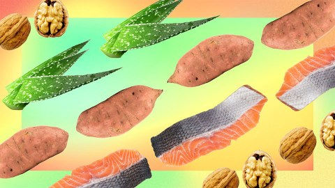 The Healthy Foods That Fight Skin Inflammation | StyleCaster